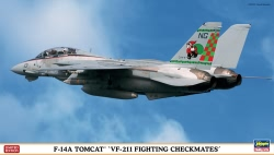 Hasegawa 1:72 - F-14A Tomcat VF-211 Fighting Checkmates
