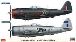 Hasegawa 1:72 - Thunderbolt Mk.II RAF Combo