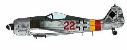 Hasegawa 1:48 - Focke-Wulf Fw190A-9