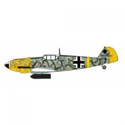Hasegawa 1:48 - Messerschmitt Bf109E-4/7/B 'Jabo'