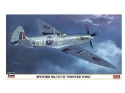 Hasegawa 1:48 - Spitfire Mk VII/VIII Pointed Wing