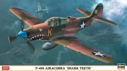 Hasegawa 1:48 - P-400 Airacobra - Shark Teeth