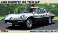 Hasegawa 1:24 - Mazda Cosmo Sport L10B Police Car