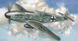 Hasegawa 1:32 - Messerschmitt Bf109 F-4/B Jabo