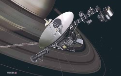 Hasegawa 1:48 - Voyager Unmanned Space Probe