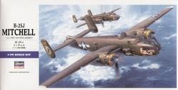 Hasegawa 1:72 - (00546) B-25J Mitchell