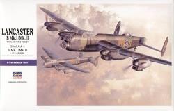 Hasegawa 1:72 - Avro Lancaster B MkI/MkIII