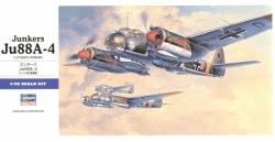 Hasegawa 1:72 - Junkers Ju88A-4