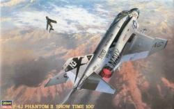 Hasegawa 1:48 - (07206) F-4J Phantom II 'Show Time 100' one piec