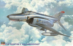 Hasegawa 1:48 - (07208) F-4E Phantom II '30th Anniversary' / one