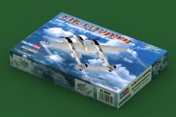 Hobbyboss 1:72 - P-38L-5-L0 Lightning