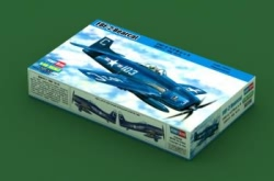 Hobbyboss 1:48 - F8F-2 Bearcat
