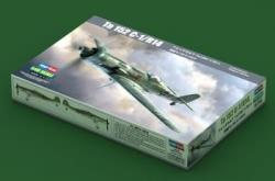 Hobbyboss 1:48 - Focke Wulf Ta 152 C-1/R14