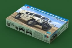 Hobbyboss 1:35 - Dong Feng Meng Shi 1.5 ton Light Utility Vehicle - Hardtop