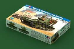 Hobbyboss 1:35 - Soviet T-26 Light Infantry Tank Mod 1931