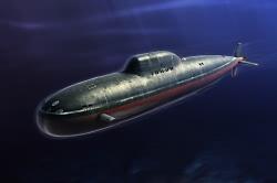 Hobbyboss 1:350 - Russian Navy Alfa Class SSN