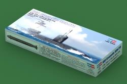 Hobbyboss 1:350 - USS Greeneville SSN-772