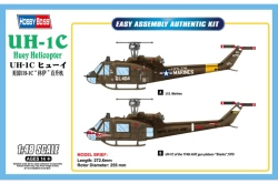 Hobbyboss 1:48 - UH-1C Huey Helicopter