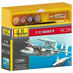 Heller 1:144 Gift Set - E-2C Hawkeye