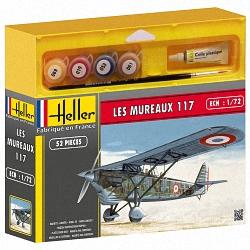 Heller 1:72 Gift Set - Les Mureaux 117