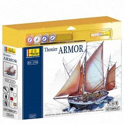 Heller 1:125 Gift Set - Thonier Armor