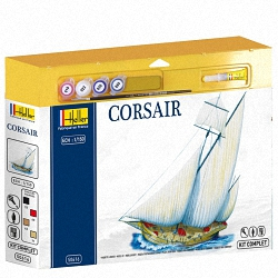 Heller 1:150 Gift Set - Corsair