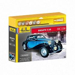 Heller 1:24 Gift Set - Bugatti T.50