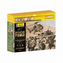 Heller 1:72 Gift Set - Operation Pamir