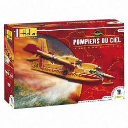 Heller 1:72 Gift Set - Pompiers du ciel / Canadair