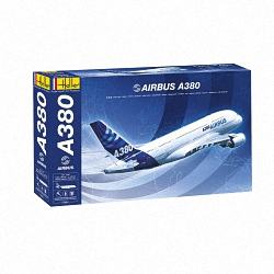 Heller 1:125 Gift Set - Airbus A380