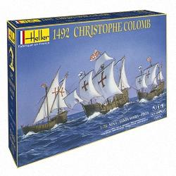 Heller 1:75 Gift Set - Christopher Colombus
