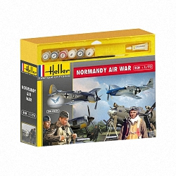 Heller 1:72 Gift Set - Normandy Air War (Special Set)
