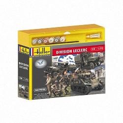 Heller 1:72 Gift Set - Division Leclerc (Special Set)