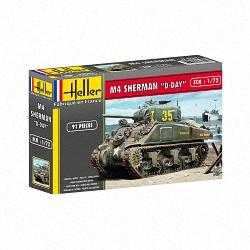 Heller 1:72 - Sherman