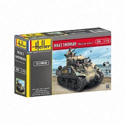 Heller 1:72 - M4a2 Sherman