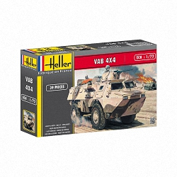 Heller 1:72 - VAB 4x4 Troop Carrier