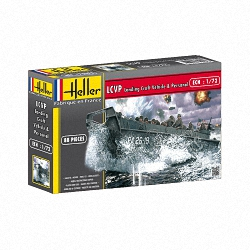 Heller 1:72 - LCVP Landing Craft
