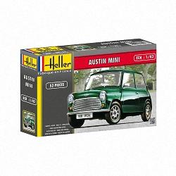 Heller 1:43 - Austin Mini