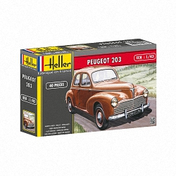 Heller 1:43 - Peugeot 203