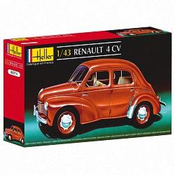 Heller 1:43 - Renault 4 CV
