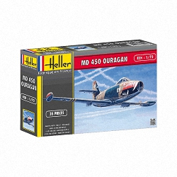 Heller 1:72 - MD 450 Ouragan