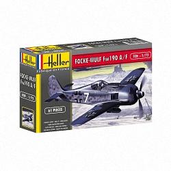 Heller 1:72 - Focke Wulf FW 190 A8 / F3