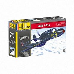 Heller 1:72 - Saab J 21