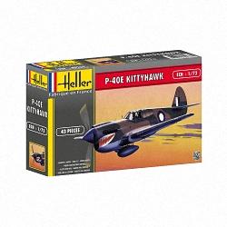 Heller 1:72 - P-40E Kittyhawk
