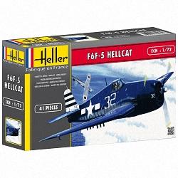 Heller 1:72 - F6F-5 Hellcat