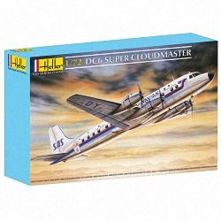 Heller 1:72 - DC6 Super Cloudmaster