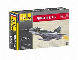 Heller 1:72 - Mirage III E