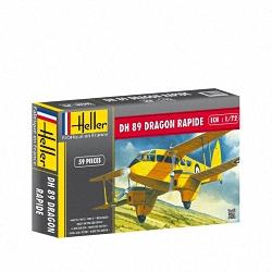 Heller 1:72 - DH 89 Dragon Rapide