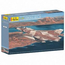Heller 1:48 - Mirage III C/B