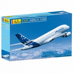 Heller 1:125 - Airbus A380